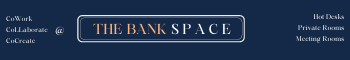 The Bank Space CoWork Collaborate Newcastle-Under-Lyme